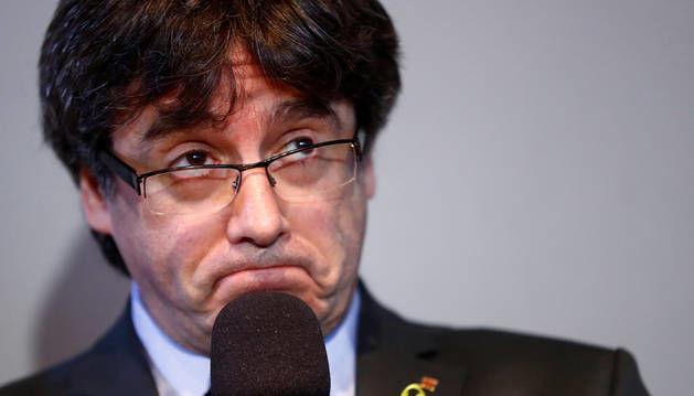 Una muy actual de Carles Puigdemont: