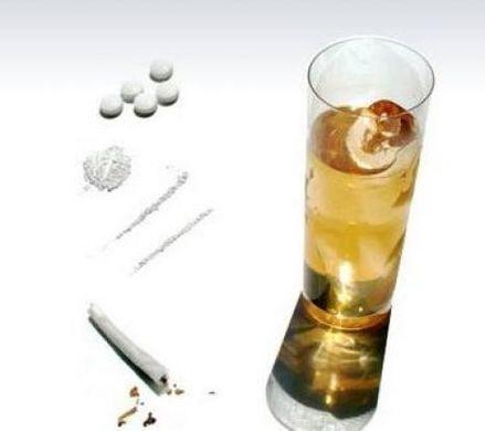 ¿Bebes alcohol y/o te drogas?