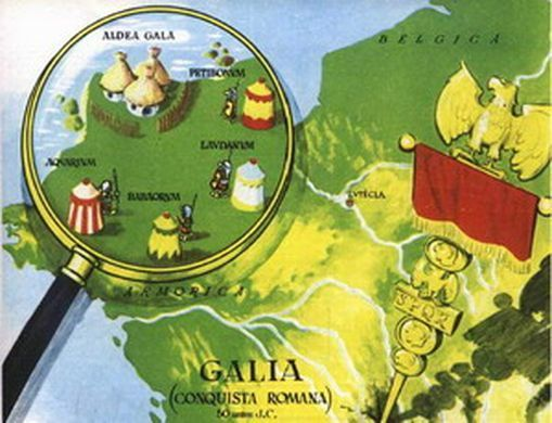 32896 - ¿Reconoces a todos estos personajes de Asterix? NIVEL EXTREMO