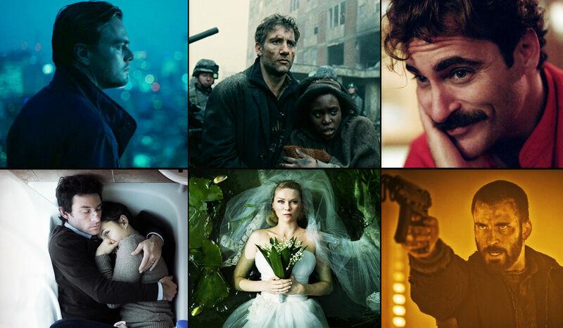 32949 - ¿Cuáles de estas películas del s.XXI son tus favoritas?