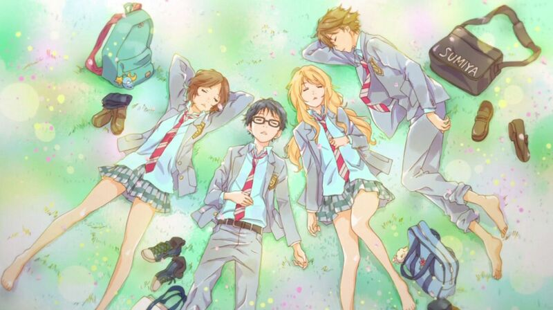 33013 - ¿Quién eres de Shigatsu wa kimi no uso? (Your lie in april)