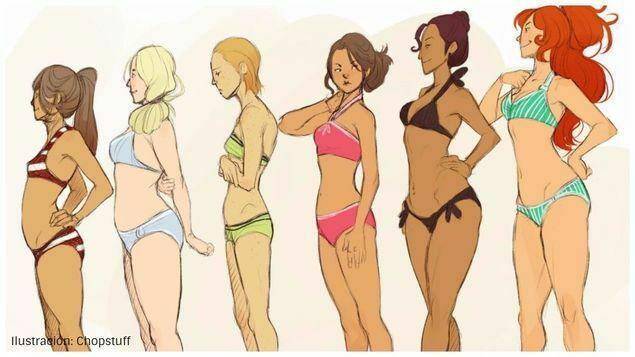 Y sigamos hablando del cuerpo. ¿Prefieres una chica alta o una chica bajita?