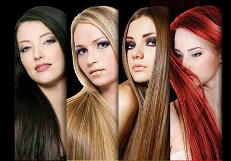 Hablemos de color, del del pelo por ejemplo
