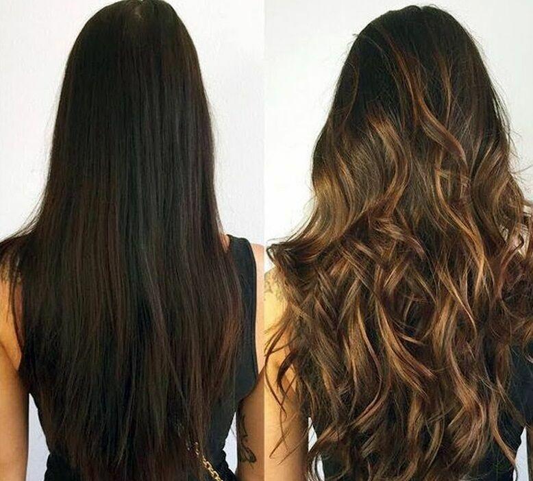 Volviendo al pelo...¿liso o rizado?