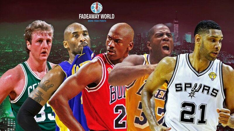 ¿Qué jugador tiene más apariciones en el mejor quinteto de la NBA?