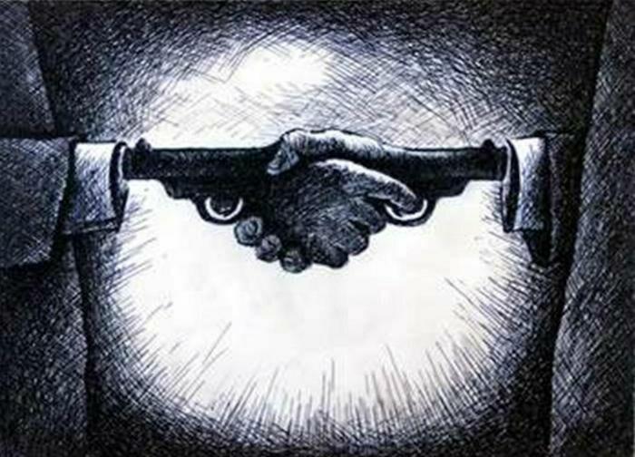 ¿Bajo que circunstancias te verías obligado a traicionar a alguien?