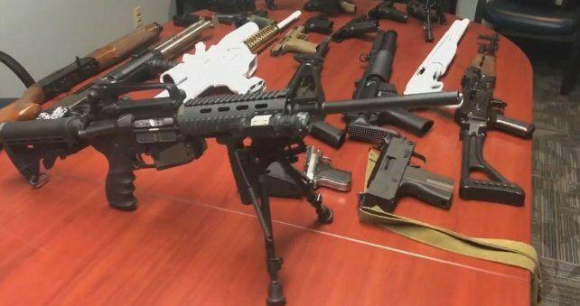 ¿Qué arma de fuego prefieres?