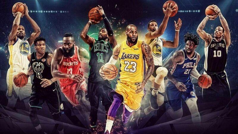 33122 - ¿Qué jugador de la NBA eres?