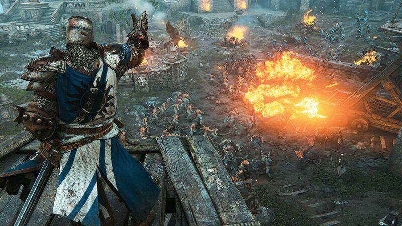 33127 - ¿Qué tipo de guerrero de For Honor serías?