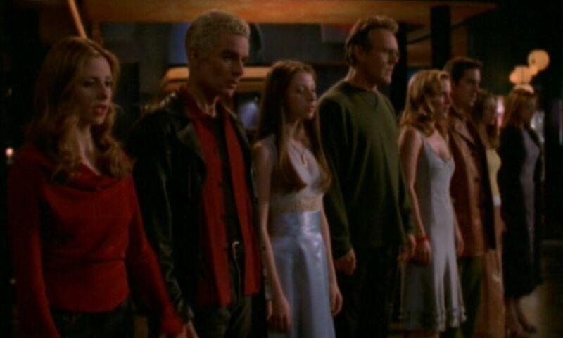 El episodio musical de 'Buffy La Cazavampiros', 'Otra vez, con más sentimiento'