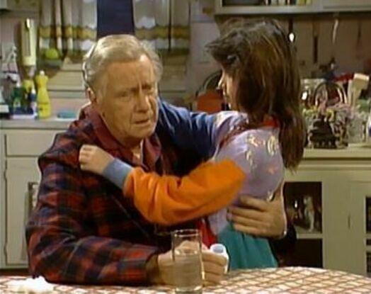 Cuando Henry adopta oficialmente a Punky en 'Punky Brewster'