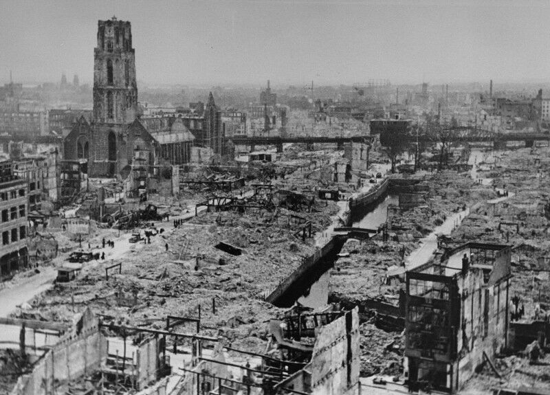 33160 - ¿Cuánto sabes acerca de la Segunda Guerra Mundial? PARTE 1