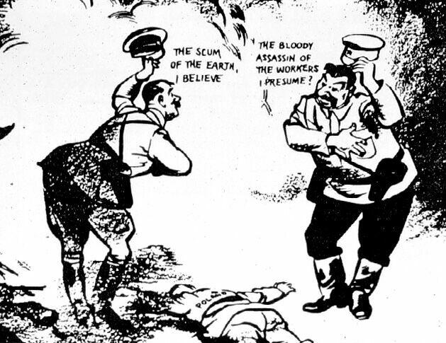 ¿Cómo se llamó  y en qué año fue el pacto entre Alemania y la Unión Soviética anterior a la guerra?