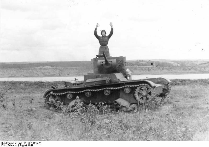 ¿Por qué Alemania invadió la Unión Soviética? (Operación Barbarroja)