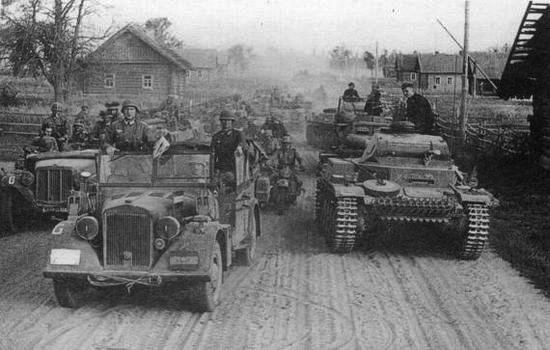 ¿Cómo se desarrolló la Invasión de la Unión Soviética en 1941?