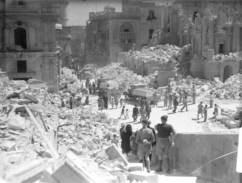 ¿Por qué se sitió Malta?