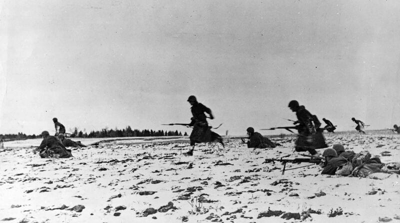 ¿Hasta dónde avanzó Alemania en la URSS a finales de 1941?