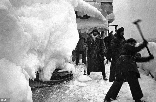 ¿Qué fueron los Convoyes Árticos?