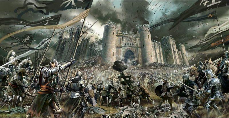 ¿Cuál fue la mayor máquina de asedio de la Historia?