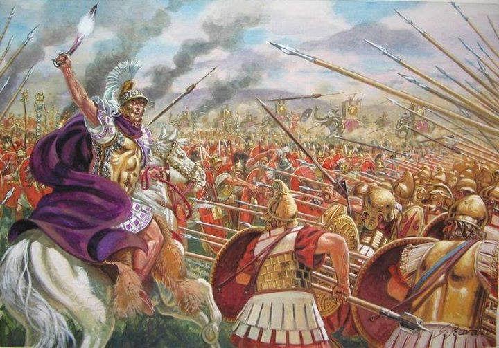 ¿Cuál fue la causa de la muerte del general Pirro de Épiro?