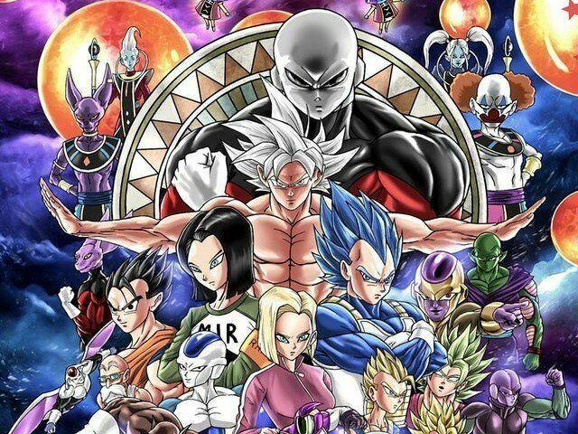 33236 - Dragon Ball Super - ¿A qué participante del Torneo del Poder te pareces o es tu favorito?