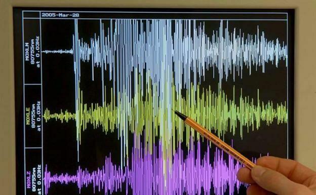 Viendo las noticias, os enteráis de que un gran terremoto va a ocurrir en la parte sur de Andalucía en los próximos meses.