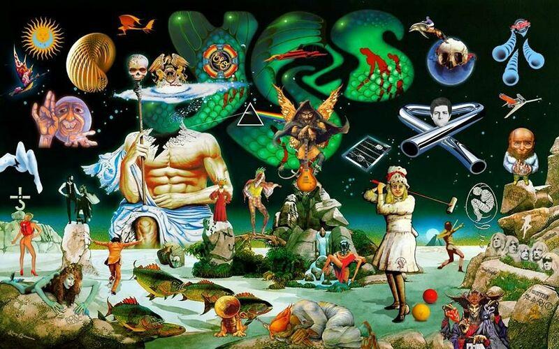 33290 - ¿Conoces estos álbumes de rock progresivo?