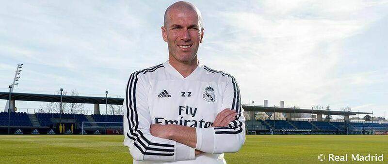 33302 - ¿A quién ficharías si fueras Zidane?