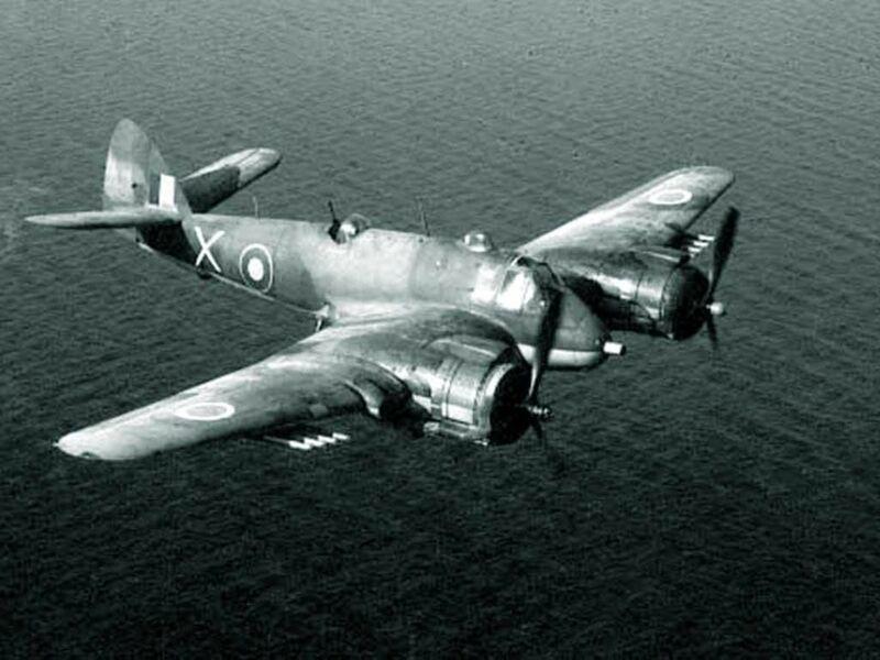 ¿Cómo era comúnmente llamado el Bristol Beaufighter por los soldados japoneses?