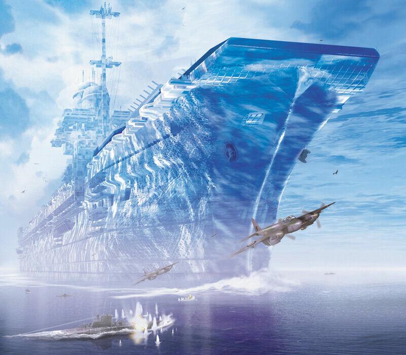 ¿Cuál fue el mayor diseño de buque militar de la historia?