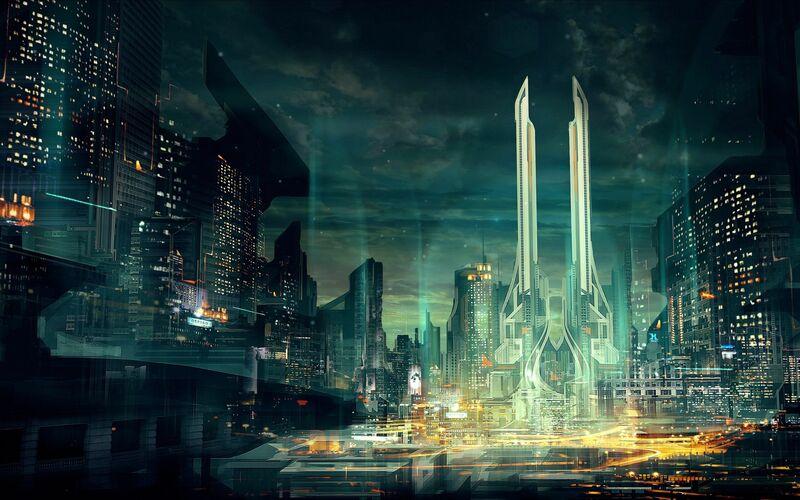 Para empezar, hay algunos detalles que si se pueden dar. Por ejemplo, el mundo será futurista. ¿Qué crees que es mejor?