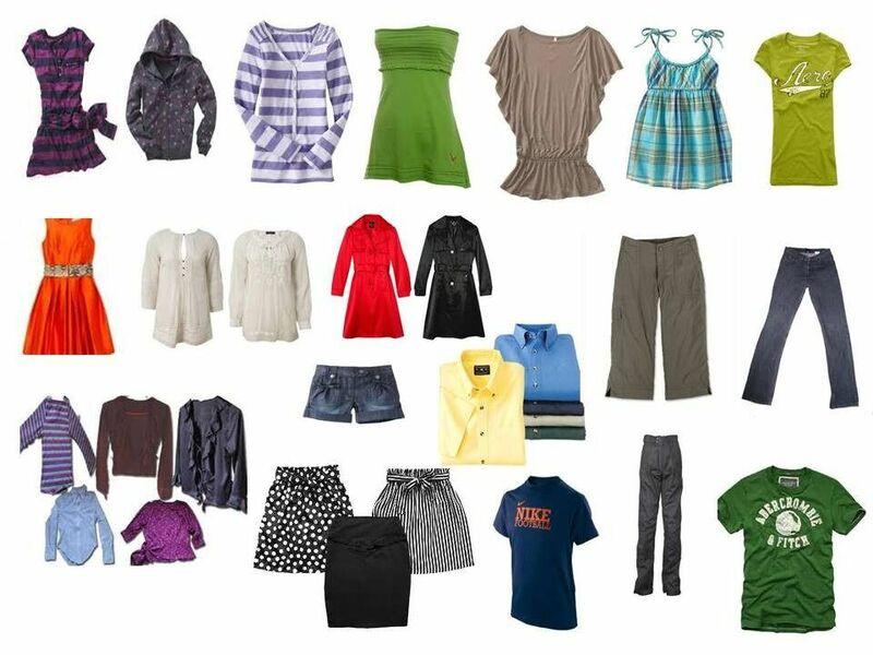 A vestirse. ¿Cuál de estas piezas de ropa se dice más con tu personalidad?