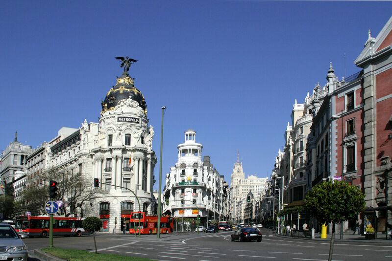 La festividad de la comunidad de Madrid...