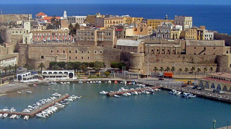 La festividad de la ciudad autónoma de Melilla...