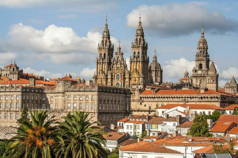 La festividad de la comunidad de Galicia...