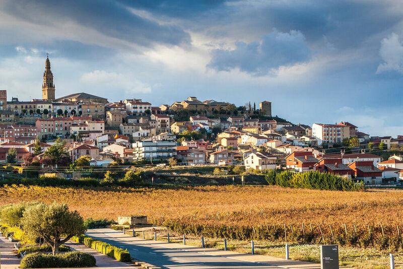 La festividad de la comunidad de La Rioja...