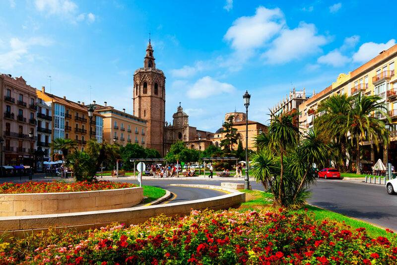 La festividad de la comunidad de Valencia...