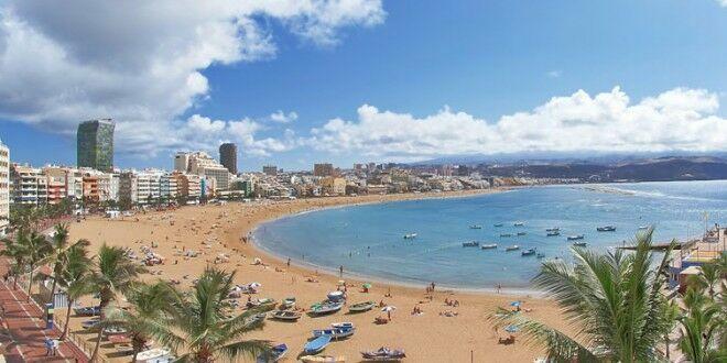 La festividad de la comunidad de las Islas Canarias...
