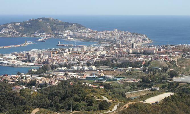 La festividad de la ciudad autónoma de Ceuta...