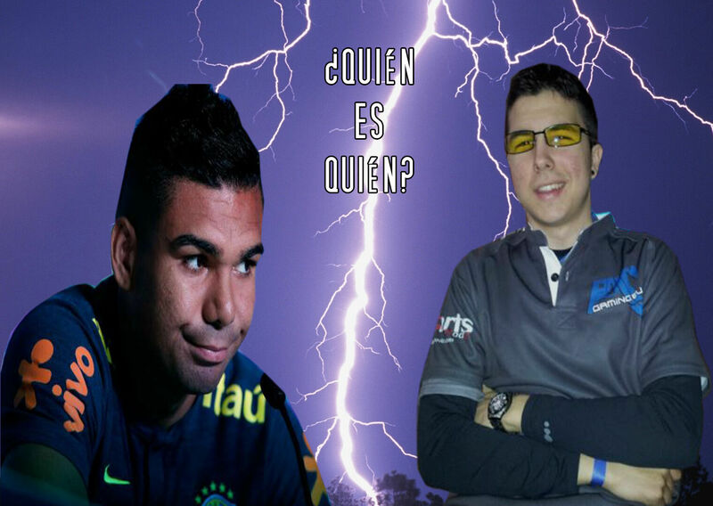 33415 - ¿Willyrex o Casemiro?