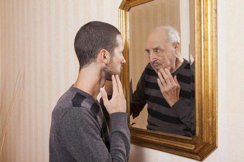 ¿Cómo te ves a ti mismo?