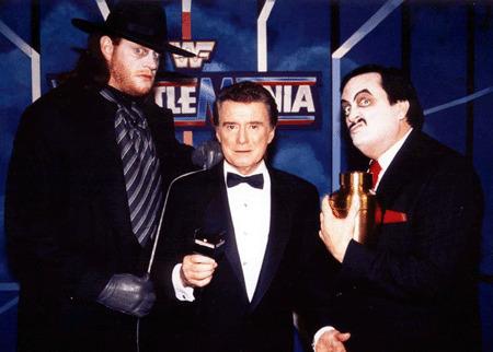 ¿Contra quién ganaría su primera lucha The Undertaker en Wrestlemania?