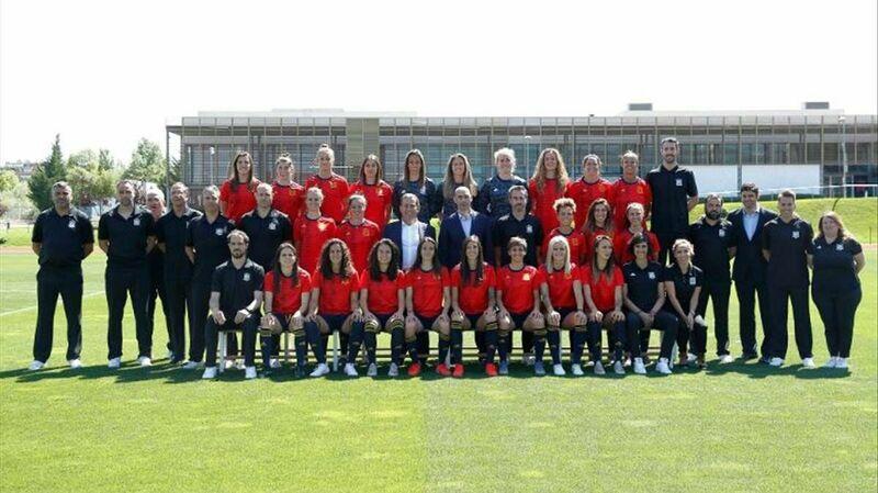 33556 - ¿Sabrías reconocer a las siguientes jugadoras de la Selección Española?