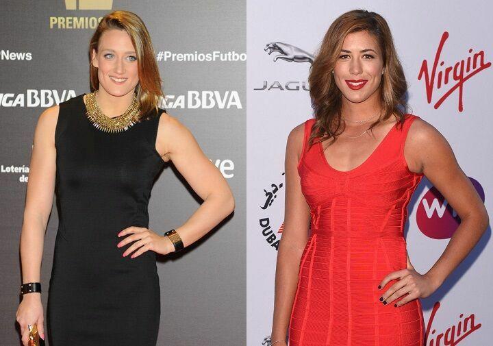 ¿Nacieron en la misma década la nadadora Mireia Belmonte y la tenista Garbiñe Muguruza?