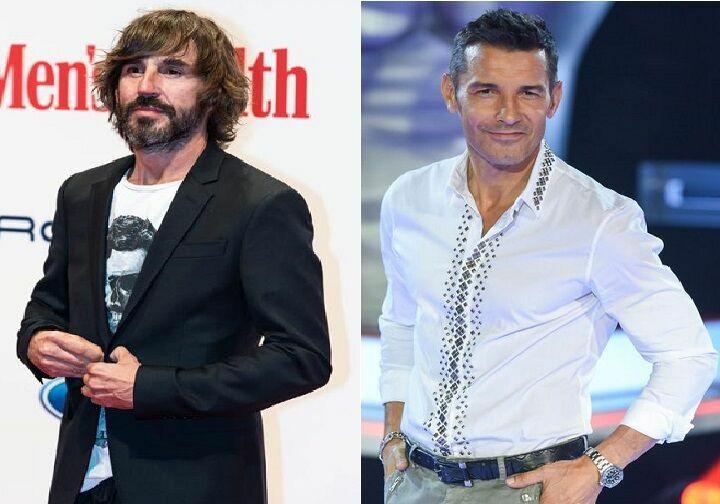¿Nacieron en la misma década los presentadores de TV Santi Millán y Jesús Vázquez?
