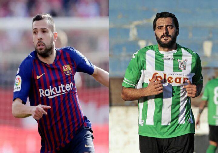 ¿Nacieron en la misma década los futbolistas Jordi Alba y Dani Güiza?