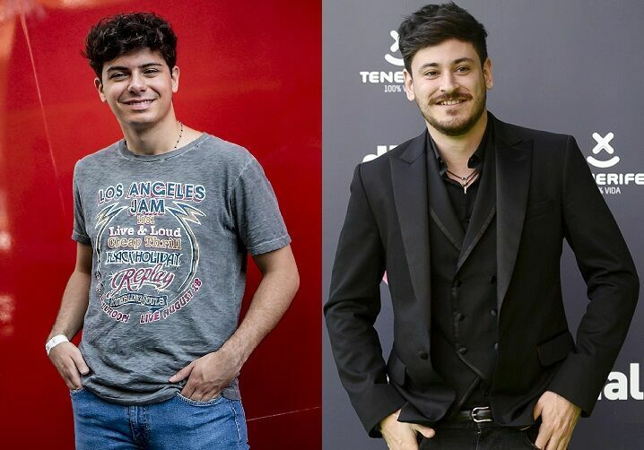 ¿Nacieron en la misma década los cantantes Alfred García y Cepeda?
