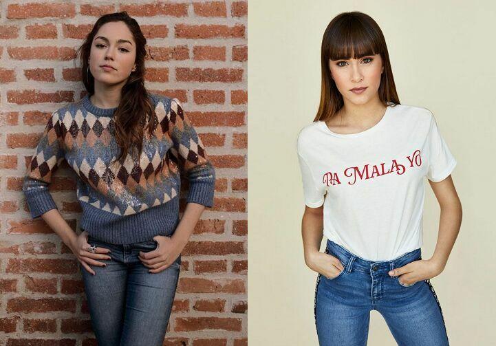 ¿Nacieron en la misma década las cantantes María Parrado y Aitana?