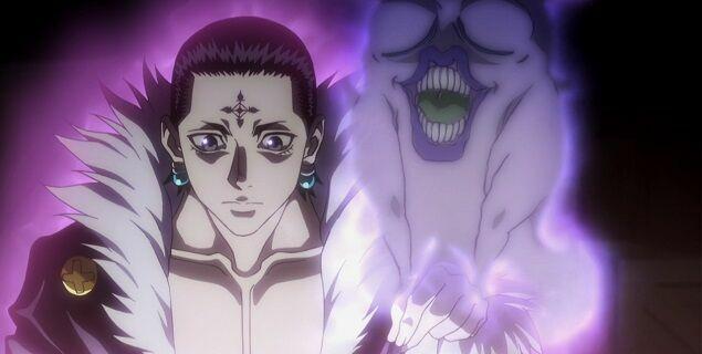Cuándo kuroro predijo la fortuna de toda la Genei Ryodan, después de Uvogin ¿Quiénes iban a ser los siguientes en morir?