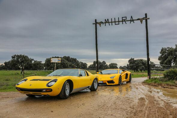 ¿Cuál fue el primer coche de Lamborghini?